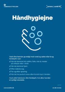 Håndhygiejne A4