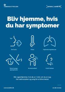 Har du symptomer A4